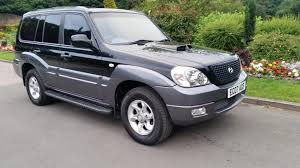 used hyundai terracan cars for sale motors co uk