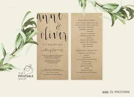 Wedding Program Ceremony 35 Best Nathan And Ariel Wedding Program Ideas Images On Pinterest