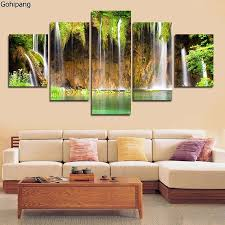 Home Decor Wall Posters Online Get Cheap Waterfall Posters Aliexpress Com Alibaba Group
