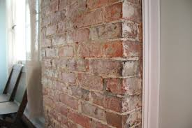 Remove Brick Fireplace by How To Remove Plaster From A Brick Chimney Ehow Home Ehow