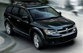 Dodge Journey Black - journey