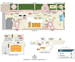 resort floor plan daytona beach meeting venues hilton daytona beach resort