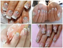 inspiring nail art glitter designs for young girls trends for
