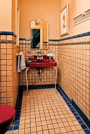 guide to 20th century bathroom tile old house restoration