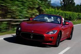 maserati grancabrio sport maserati grancabrio sport first drives auto express