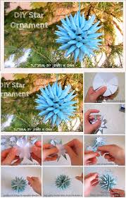how to make paper ornament step by step usefuldiy