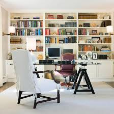 Home Office Bookcase Bookcases For A Home Office Traditional White Vs Industrial