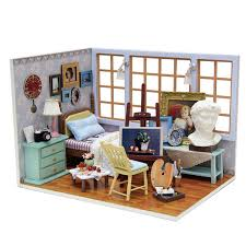 Dollhouse Miniature Furniture Free Plans by Home Decoration Crafts Diy Doll House Wooden Doll Houses Miniature