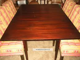 antique table with hidden leaf awesome antique mahogany dining table modern stylendesigns com