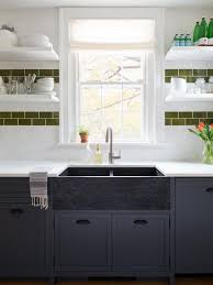 white kitchen cabinets with farm sink fantastic farmhouse sinks apron front sinks in gorgeous