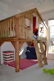 Ana White Bunk Bed Plans by Ana White Clubhouse Bed My First Build Diy Projects