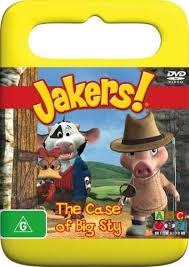 jakers adventures piggley winks case big sty 2003