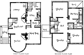 Queen Anne Style House Plans The Asbury