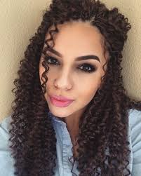 very pretty crochet braids with freetress water wave crochet