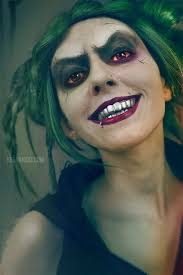 Female Joker Halloween Costume by The 25 Best Female Joker Makeup Ideas On Pinterest Joker