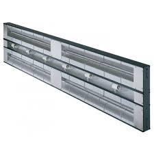 le infrarouge chauffante cuisine re chauffante infrarouge en aluminium série grahl d