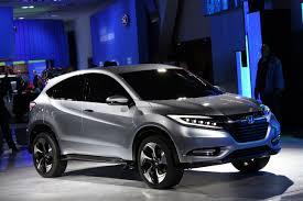 Honda Urban Automotive Trends 2013 Naias Honda Urban Suv Concept