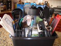 kitchen present ideas kitchen gift basket idea of putting all kitchen gifts in