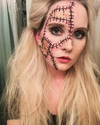Halloween Special Effects Makeup Ideas by Makeup Ideas Stitches Makeup Beautiful Makeup Ideas And Tutorials