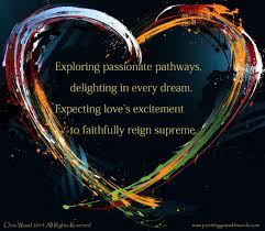quote excitement forever in sync quote painting you with words