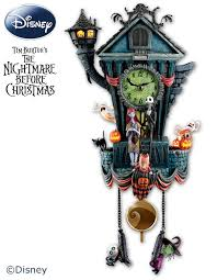 Nightmare Before Christmas Bedroom Stuff The Making Of The Nightmare Before Christmas Cuckoo Clock