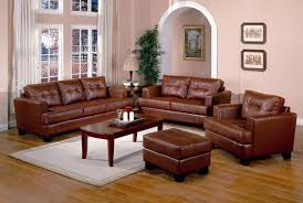 Brown Leather Sofas by Brown Traditional Leather Sofa U2013 Plushemisphere