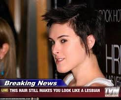 fem guy hairstyle 7 things women with short hair are tired of hearing