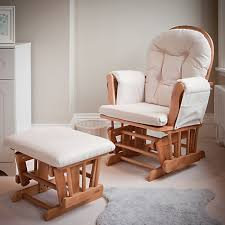 Breast Feeding Chairs For Sale Buy Kub Haywood Glider Nursing Chair And Footstool Natural John