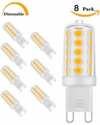 are g9 light bulbs dimmable deals on unil g9 led light bulbs 5w 40w halogen equivalent
