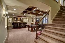 Finished Basement Contractors by Denver Basement Contractors Decorate Basement Design Denver