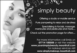 Website For Makeup Artist Profile U2013 Emily Sim U0026 U0027simply Make Up U0026 Beauty U0027 U2013 Specialising In