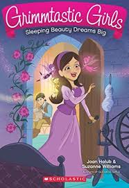 sleeping beauty dreams big grimmtastic girls 5 joan holub