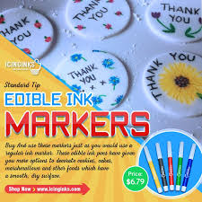 where to buy edible markers 28 best edible markers images on marker markers and
