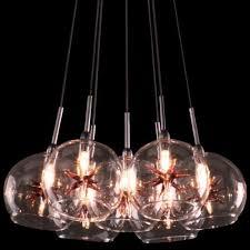 Cluster Pendant Light Starburst Cluster Pendant Contemporary Pendant Lighting By