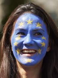 Flag Face Post Brexit Britain May Need U0027hotel California U0027 Model The Japan