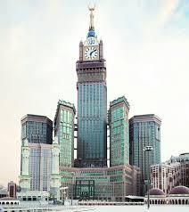 abraj al bait abraj al bait makkah royal clock tower hotel 601 m 1 972 pies