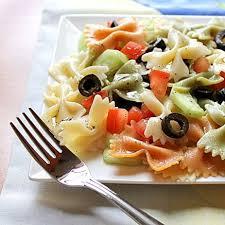 Cold Pasta Salad Recipe Cold Pasta Salad Recipe 4 2 5