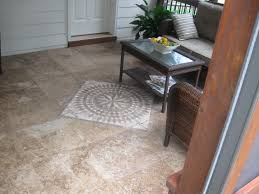 Travertine Tile Effect Laminate Flooring Interior Nice Reasons To Use Travertine Tile Pros And Cons For