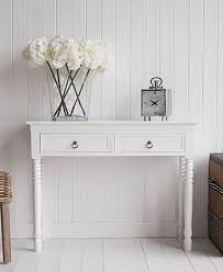 Antique White Console Table Best 25 White Console Table Ideas On Pinterest Hallway Console