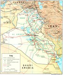 Map Of Asia With Cities by Maps Of Iraq Map Library Maps Of The World