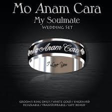 anam cara symbol second marketplace exquisite mo anam cara white gold s ring