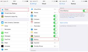 icloud backup for android how to backup your iphone to apple s icloud