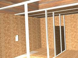 Basement Subfloor Systems - how to install an insulated barricade modular panel system in
