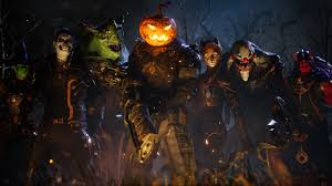 halloween 4k wallpaper 1920x1080 halloween 4k scary paragon shadows eve paragon