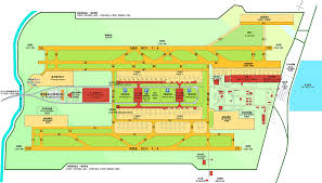Lax Gate Map Taoyuan Airport Odd Check In And Walk Taiwan Travel Forumosa