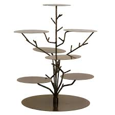 cup cake stands cupcake stand bronze tree celebrations party rentals