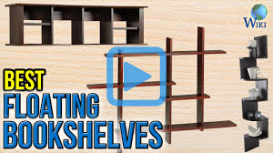 top 10 floating bookshelves of 2017 video review