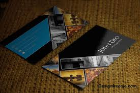 free business card templates for photographers free photography business card 22