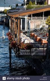 hotel splendid restaurant terrace over the lake como bellagio