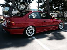 Bmw M3 1995 - 1995 e36 m3 in hellrot